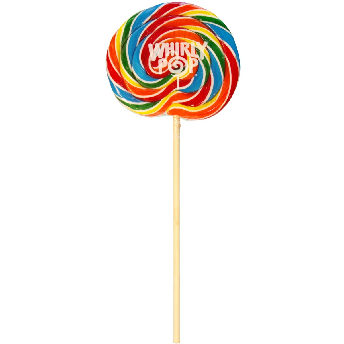 Rainbow Whirly Pop