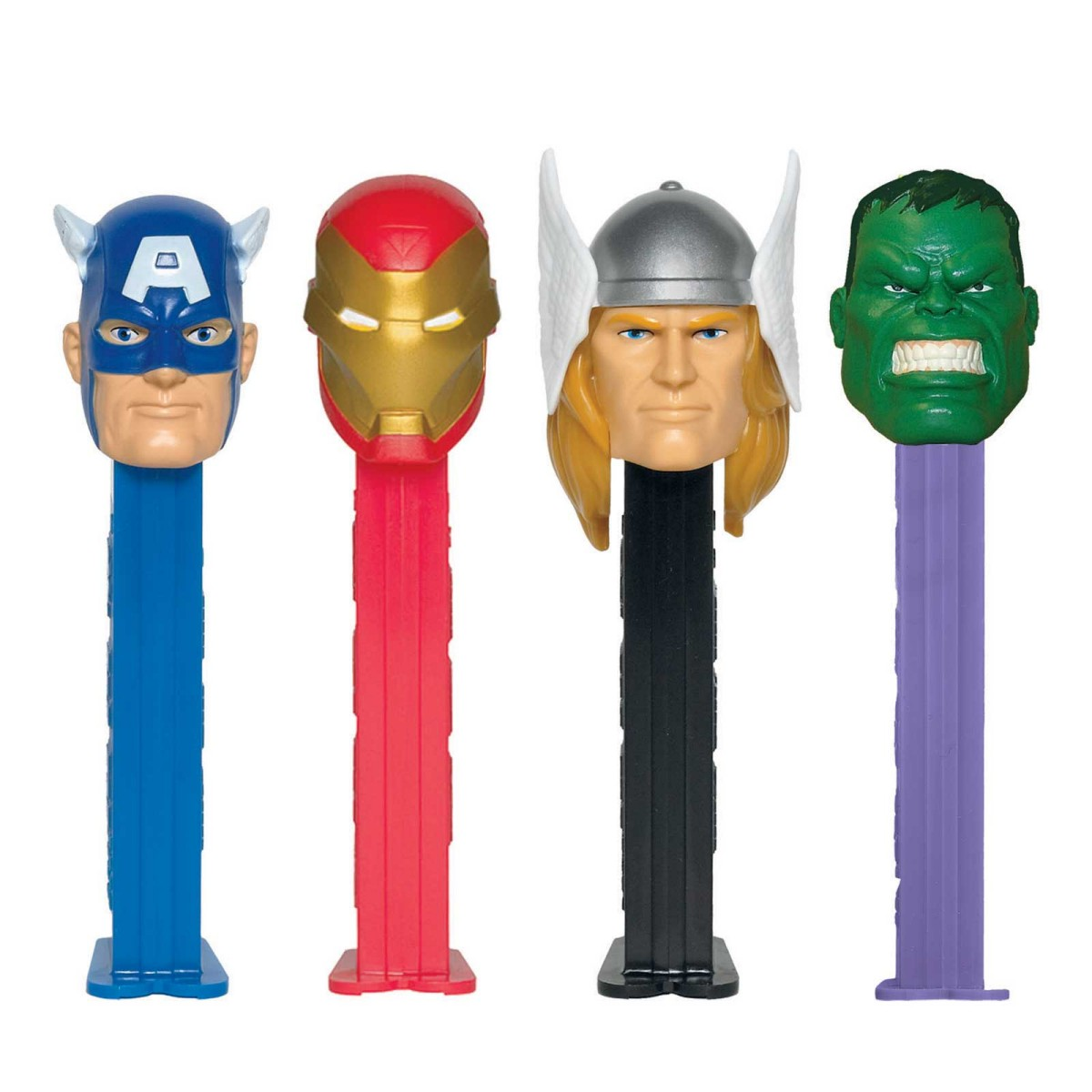 The Avengers PEZ Dispenser