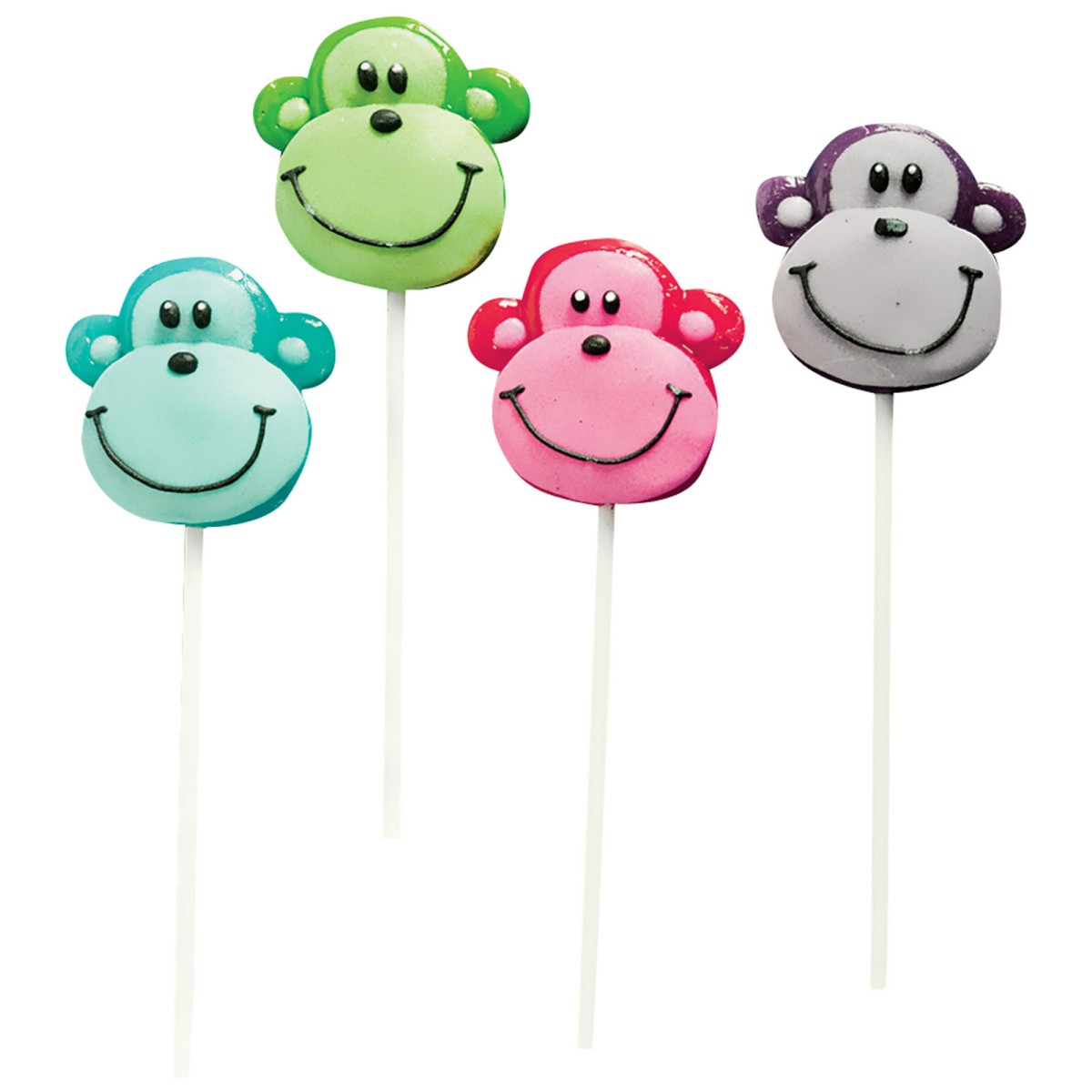 Monkey Lollipops