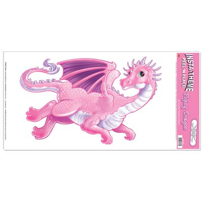 Flying Dragon Peel 'N Place 12 x 24 Sh
