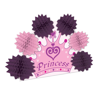 Princess Crown Pop-Over Centerpiece 10