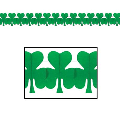 Irish Garland 5in x 12ft