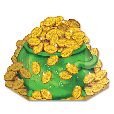 Pot-O-Gold Stand-Up 3ft .5in x 24.5in