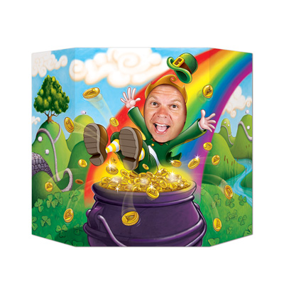 Leprechaun Photo Prop 3ft 1in x 25in
