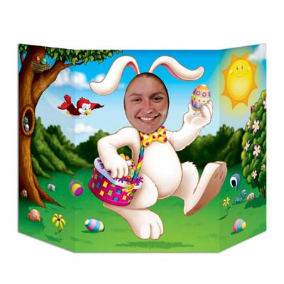 Easter Photo Prop 3ft 1in x 25in