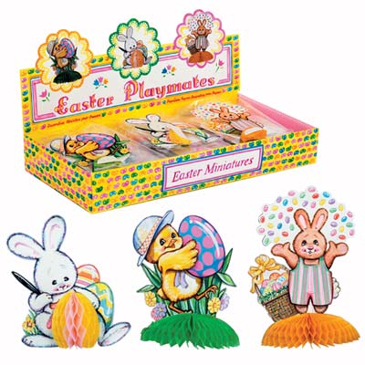 Easter Mini Assortment 4.5 - 5in
