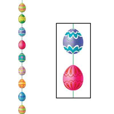 Easter Egg Stringer 6ft 6in