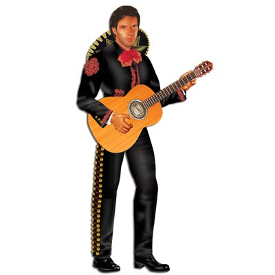 Jointed Mariachi 3ft 2in