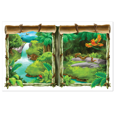 Jungle InstaView 3ft 2in x 5ft 2in