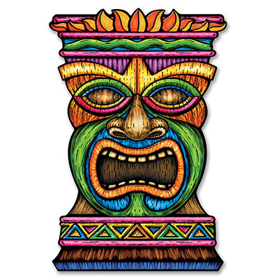 Jumbo Tiki Cutout 3ft