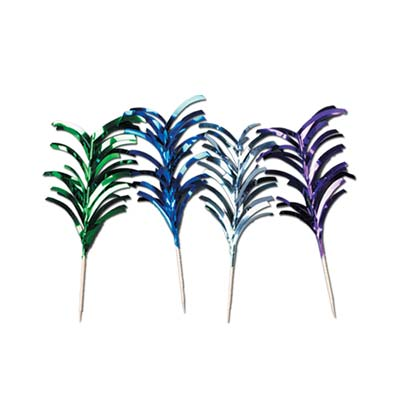Metallic Feather Picks 4
