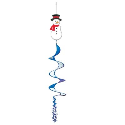 Snowman Wind-Spinner 3ft 6in