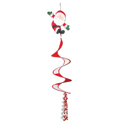 Santa Claus Wind-Spinner 3ft 6in