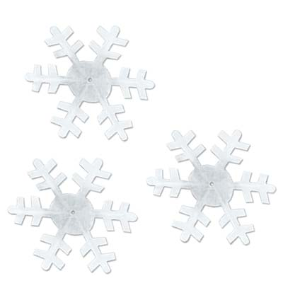 Winter Snowflakes 3.5-4.5in