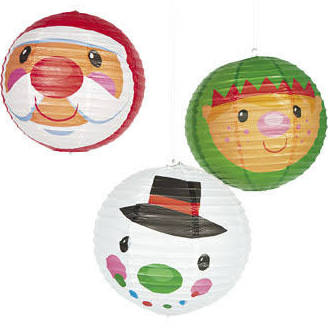 Cheery Christmas Lanterns