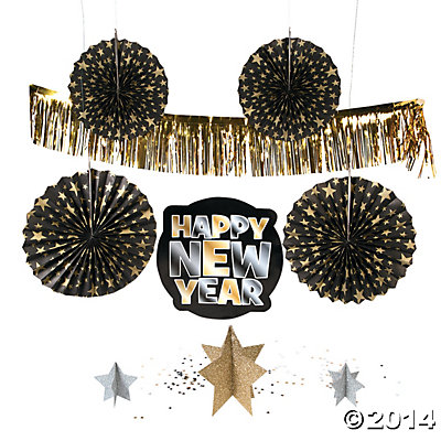 New Years Decorating Kit