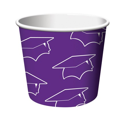 Purple Grad Treat Cups