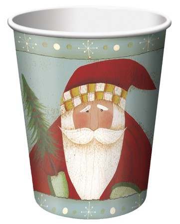St. Nick Tidings 9 Oz HotCold Cup