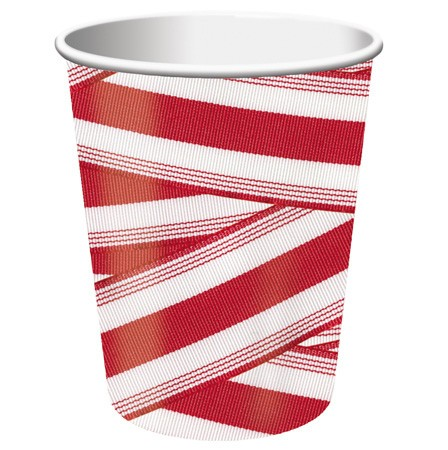 Jolly Holiday 9 Oz HotCold Cup