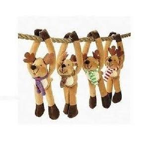 Plush Long Arm Reindeer