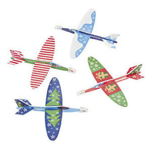 Foam Mini Holiday Gliders