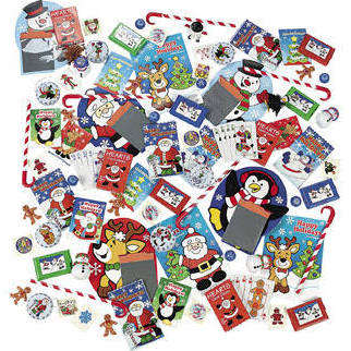 Mega Holiday Novelty Assortment