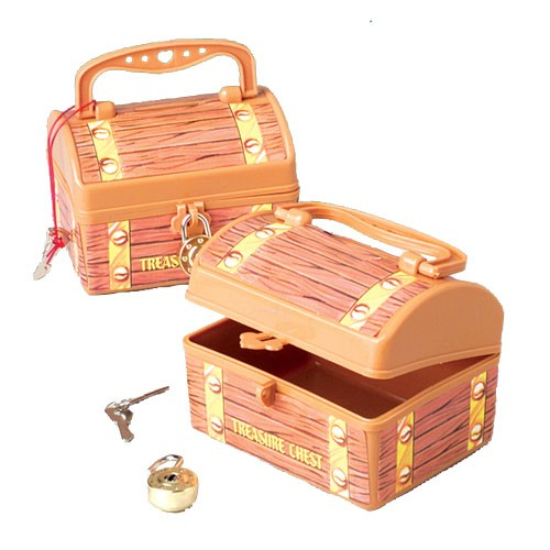 Pirate Treasure Chest Savings Bank