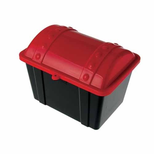 Treasure Chest Red-Black