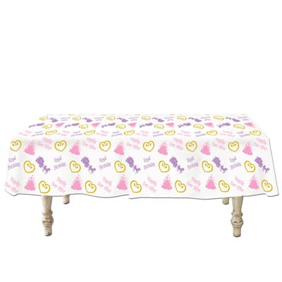 Princess Tablecover 54 x 108in