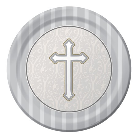 Devotion 9in Dinner Plates