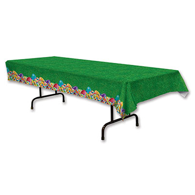 Easter Egg Tablecover 54 x 108in
