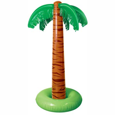 Inflatable Palm Tree 4ft 10in