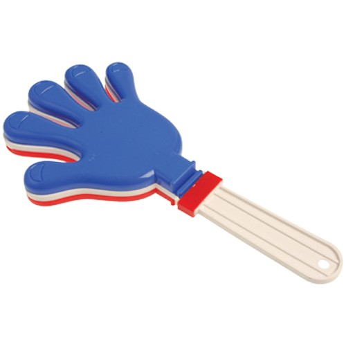 Giant Patriotic Hand Clapper
