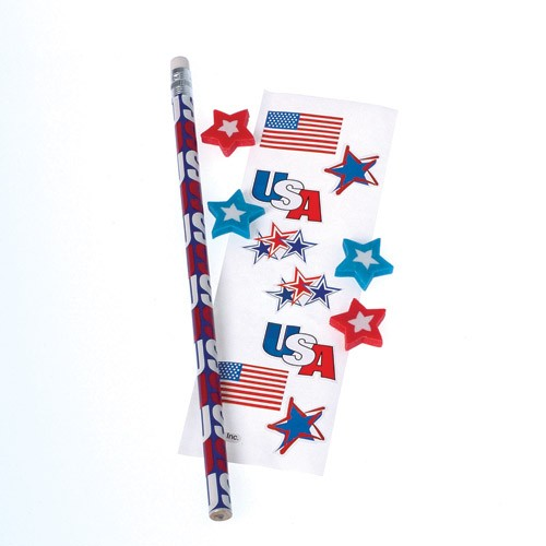 Patriotic Activity Packs