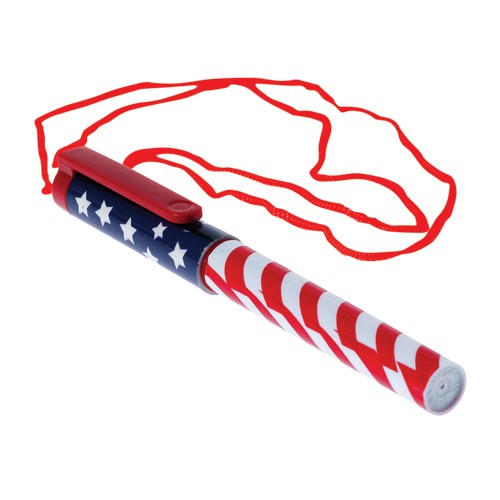 Patriotic Pen Necklaces - 12ct