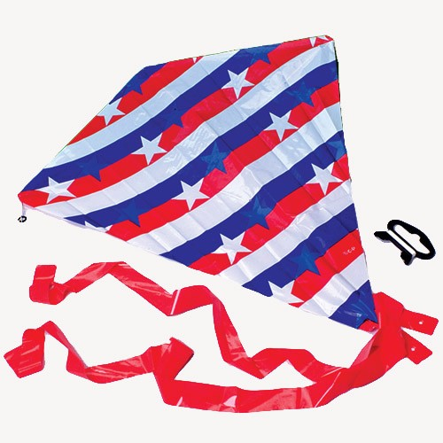 Patriotic Kites - 12ct