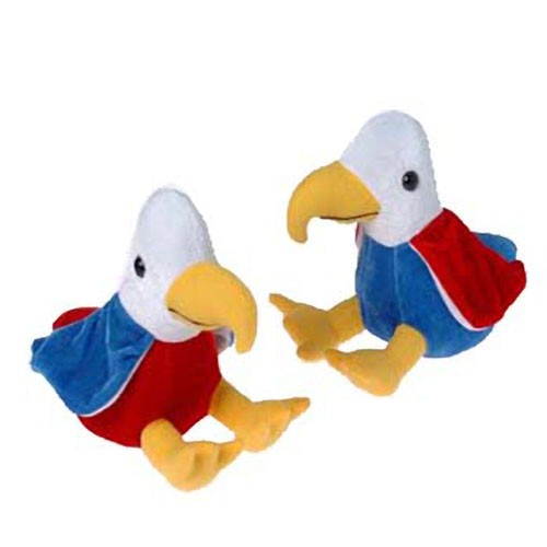 Stuffed Animal Bald Eagles