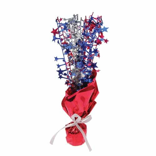 Patriotic Shooting Star Table Weight
