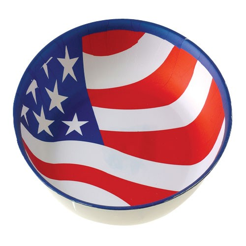 Large Patriotic Serving Tray
