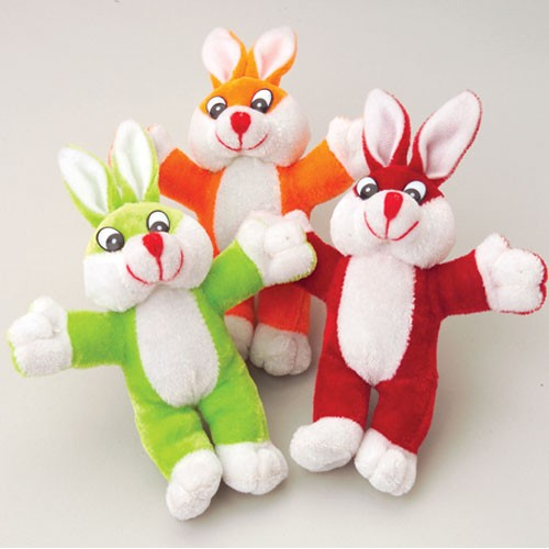 Mini Stuffed Easter Bunnies