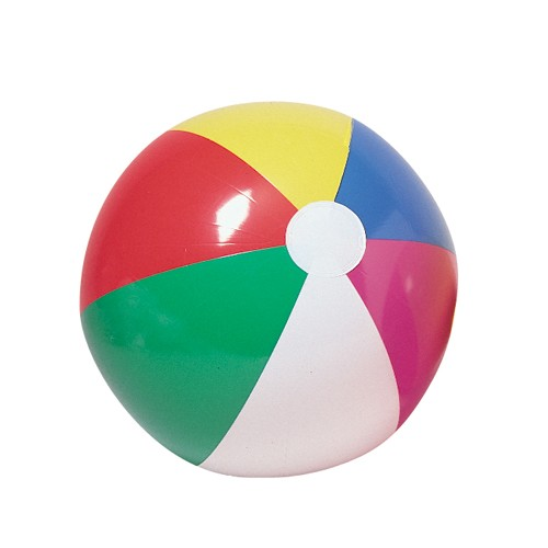 Beach Ball Inflate - 6 in.