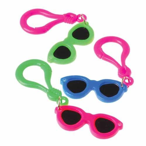 Sunglasses Keychain Clips