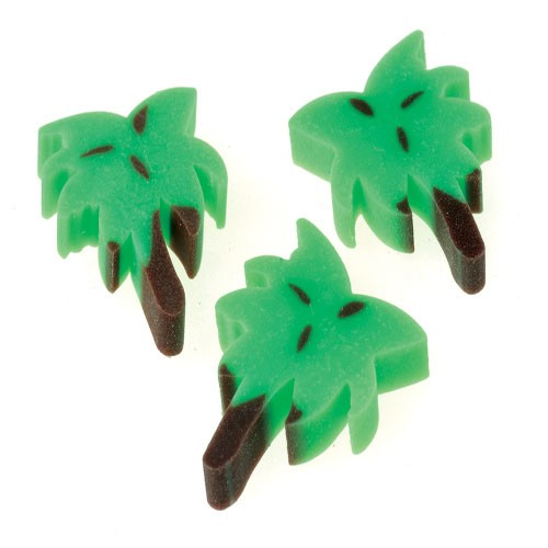 Palm Tree Erasers