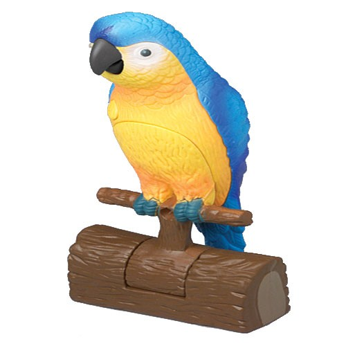 Talking Parakeet Toy