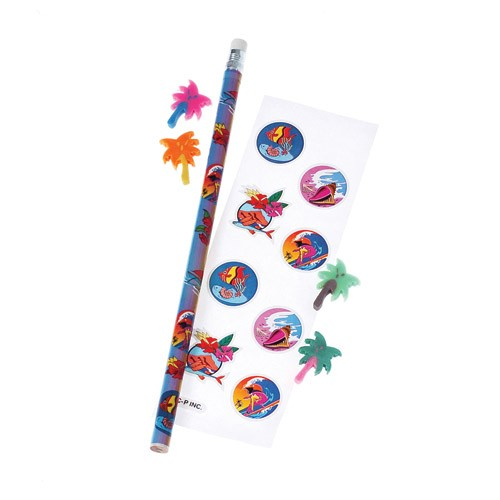 Luau Activity Packs