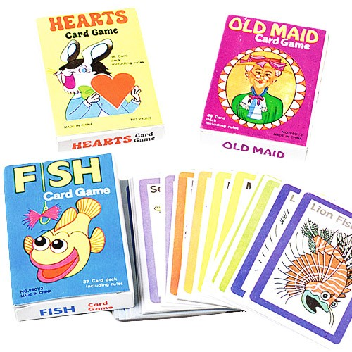 Economy Playing Cards - Classic Games