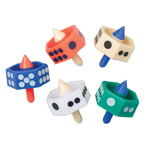 Spinning Dice - 24ct