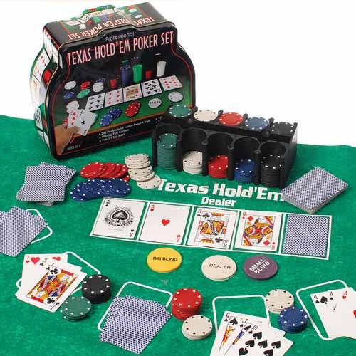 Texas Hold Em Box Set