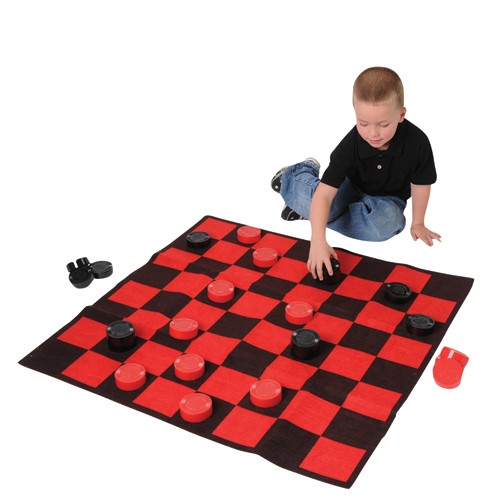 Checkerboard Floor Set