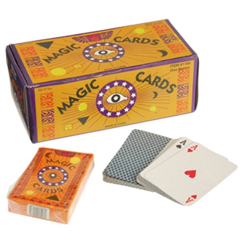 Magic Playing Cards